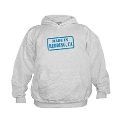MADE IN REDDING, CA Kids Hoodie