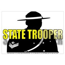 TROOPER Canvas Art