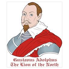 Gustavus Adolphus Poster