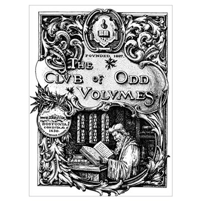 Odd Volume Poster