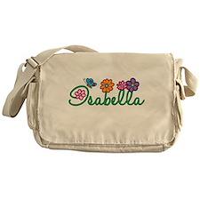 Isabella Flowers Messenger Bag