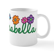 Isabella Flowers Mug