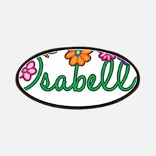 Isabella Flowers Patches