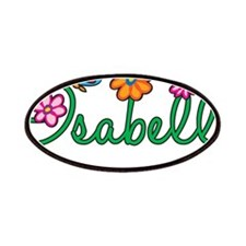 Isabell Flowers Patches