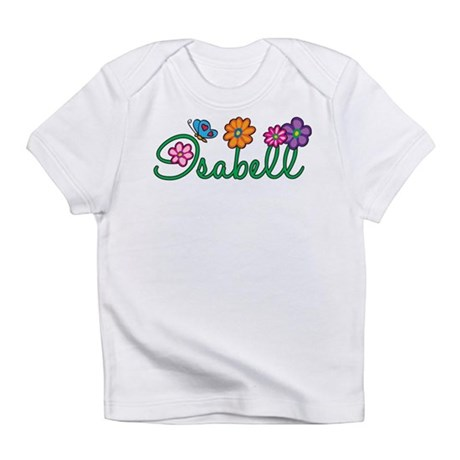 Isabell Flowers Infant T-Shirt
