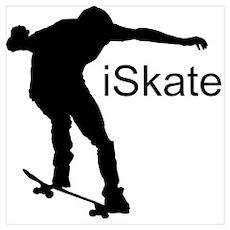 iSkate Poster