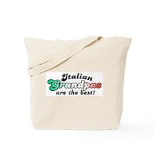 Italian Grandpas Tote Bag