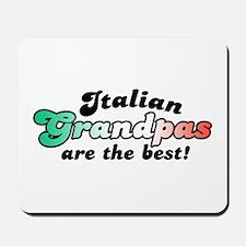 Italian Grandpas Mousepad