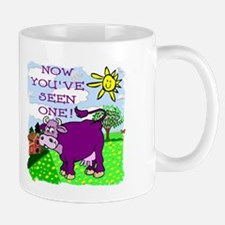 Purple Cow / Farm Mug