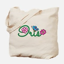 Iris Flowers Tote Bag