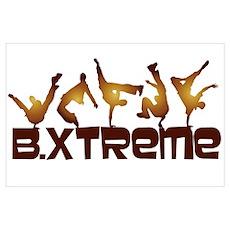 streetdancing B.XTREME Poster