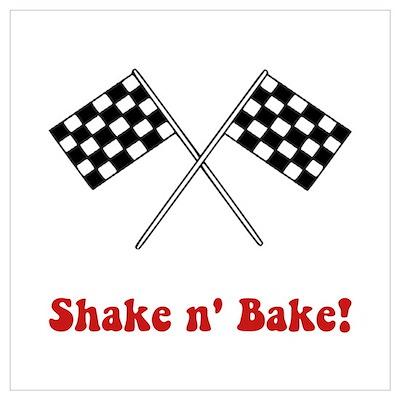 Shake n' Bake Poster