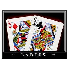 """Ladies"" Poster"