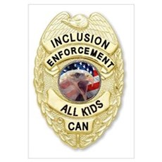 Inclusion Patrol Poster