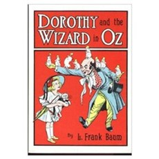 Dorothy & the Wizard of Oz Poster