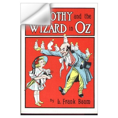 Dorothy & the Wizard of Oz Wall Decal