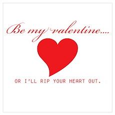 Anti-Valentine Poster