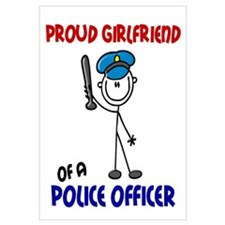 Proud Girlfriend 1 (Police Officer)