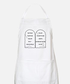 Ten Condiments Apron