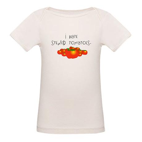 Stewed Tomatoes Organic Baby T-Shirt