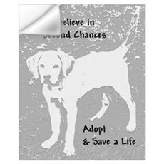 Second Chances Wall Decal
