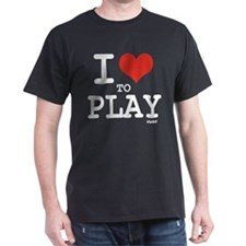 I love to play T-Shirt