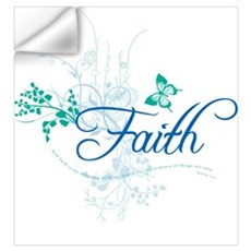 Faith Wall Decal
