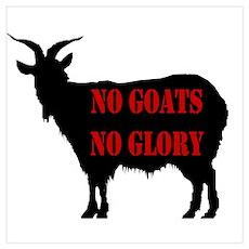 No Goats No Glory Poster