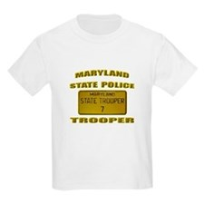 Maryland State Police T-Shirt