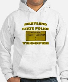 Maryland State Police Hoodie