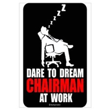 Dare to dream chairman at wor