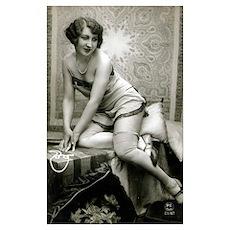 Vintage #102 Poster