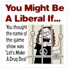 Let's Make A Drug Deal Poster