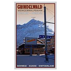 Grindelwald Poster