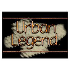 Urban Legend Poster