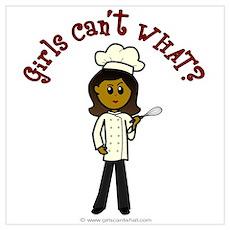 Dark Chef Poster