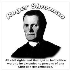 Roger Sherman 01 Poster
