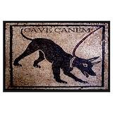 Cave canem pompeii Posters