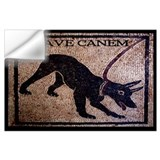 Cave canem pompeii Wall Decals