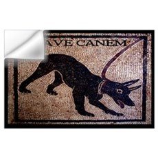 """Cave Canem"" [Pompeii] Wall Decal"