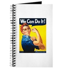 Rosie We Can Do It Journal