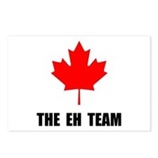 Canada The Eh Team Postcards (Package of 8)