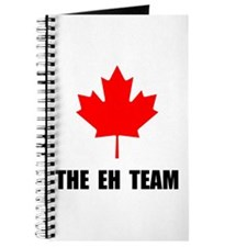 Canada The Eh Team Journal