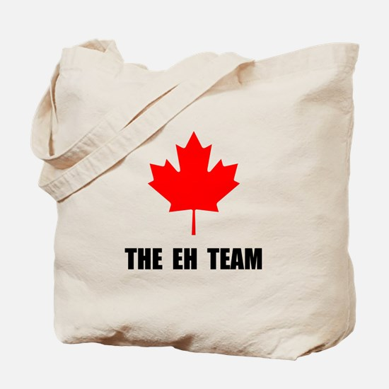 Canada The Eh Team Tote Bag