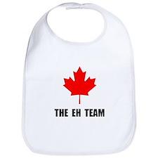 Canada The Eh Team Bib