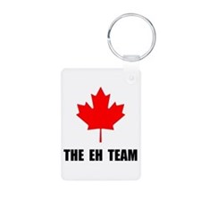 Canada The Eh Team Keychains