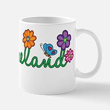 Ireland Flowers Mug