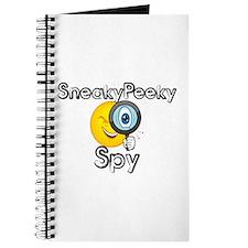 Sneaky Peeky Spy Journal