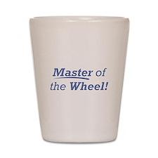 Wheel / Master Shot Glass