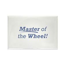 Wheel / Master Rectangle Magnet